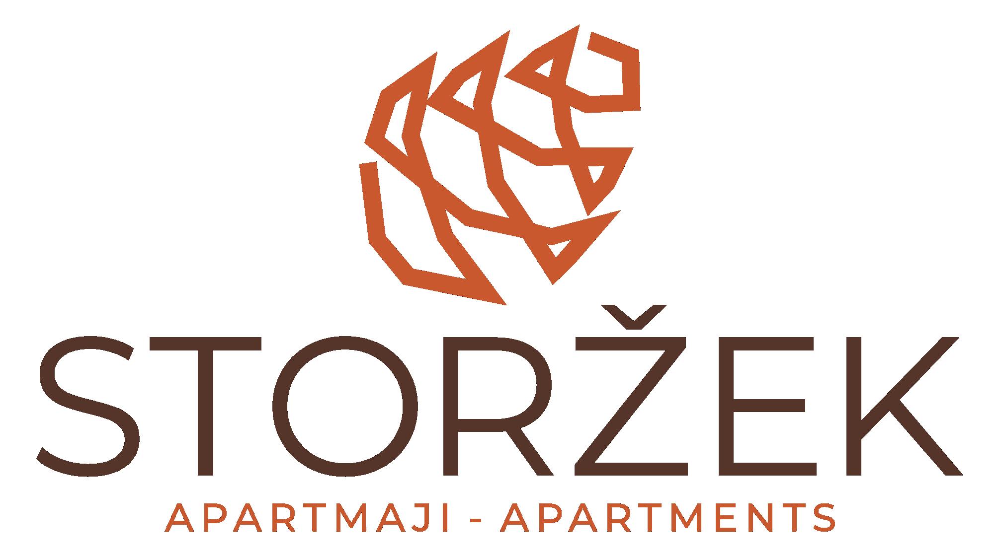 Apartmaji Storžek
